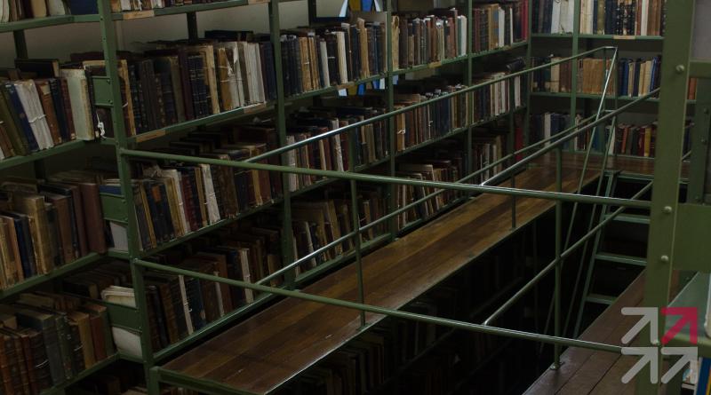Reestruturação da Biblioteca